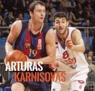 ARTURAS KARNISOVAS - 101 Greats of European Basketball