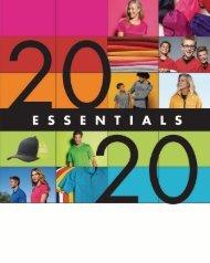Essentials Catalogue 2020
