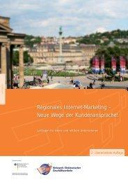Regionales Internet-Marketing - Regionalcentrum für Electronic ...