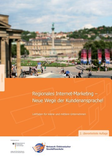 Regionales Internet-Marketing - Regionalcentrum für Electronic ...