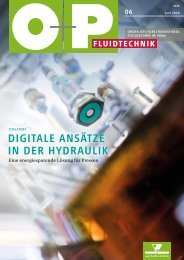 O+P Fluidtechnik 6/2020