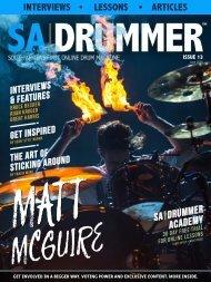 Issue 13 - Matt McGuire - June 2020