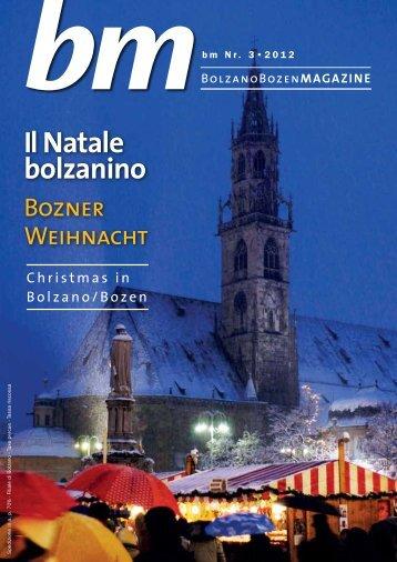Il Natale bolzanino - Bolzano