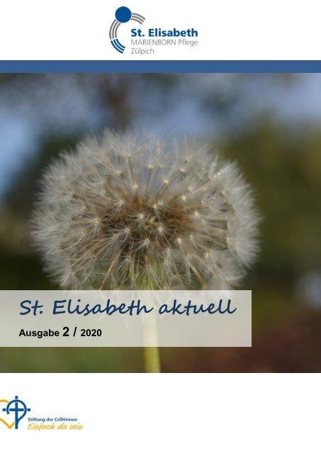 St. Elisabeth aktuell 2020 Ausgabe 2