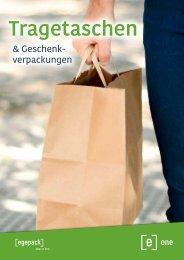 Tragetaschen & Geschenkverpackungen