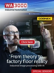 WA3000 Industrial Automation June 2020 - International Edition