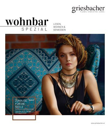 wohnbar Spezial 2020 Griesbacher
