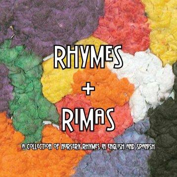 Rhymes + Rimas - the Flint Institute of Arts