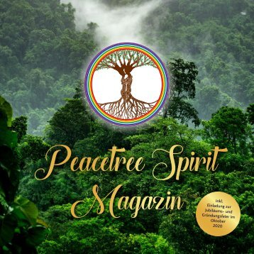Peacetree Spirit Magazin Web 06/2020