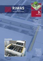 Framing - Rimas Technology Group