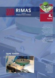 Taping - Rimas Technology Group