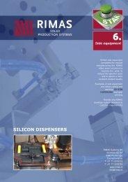 SILICON DISPENSERS - Rimas Technology Group