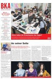Berner Kulturagenda N°21