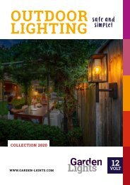 Garden Lights - Catalog EN
