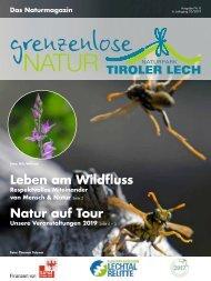 Naturpark Magazin Juni 2020