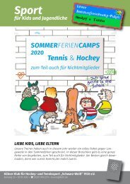 sommercamps 2020