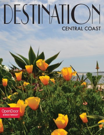 Destination Central Coast 2020