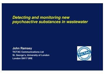 Detecting and monitoring new psychoactive substances ... - EMCDDA
