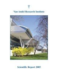 2005 Scientific Report
