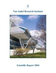 2004 Scientific Report