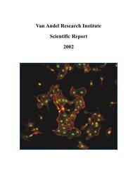 2002 Scientific Report