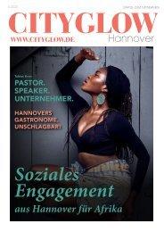 CityGlow Hannover Magazin 06.2020