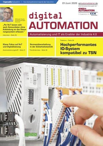 digital AUTOMATION 01.2020