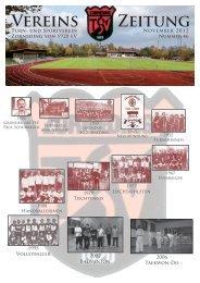 Vereins Zeitung - TSV Zorneding 1920 eV