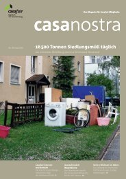 casanostra 156 | Juni 2020