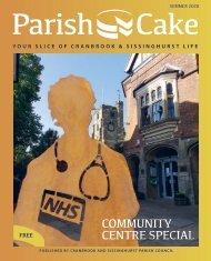Parish Cake Summer 2020