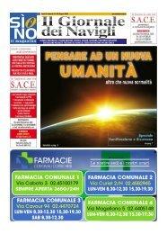 Giornale dei Navigli n. 23 - 12 giugno 2020