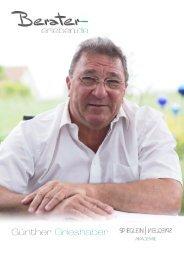 Günther Grieshaber bei »Berater erleben«