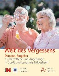 Welt des Vergessens - Demenz-Ratgeber Hildesheim