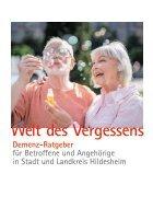 Welt des Vergessens - Demenz-Ratgeber Hildesheim - Page 3