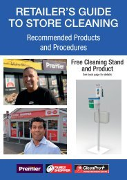 Retailer's Guide To Store Cleaning