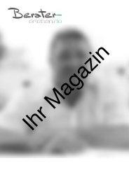 Interesse an einem Magazin?