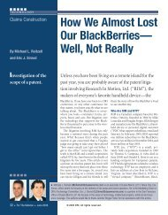 How We Almost Lost Our BlackBerries—Well, Not Really - Defense ...