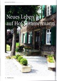 Westfalium - Hof Sümmermann