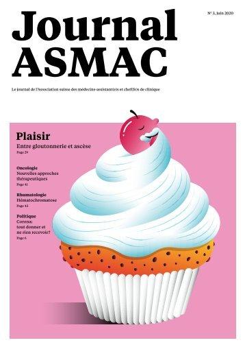 JOURNAL ASMAC No 3 - juin 2020