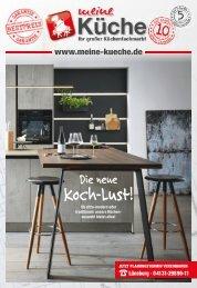 Die neue Kochlust - Meine Küche Lüneburg