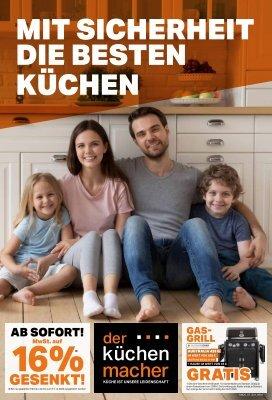 Prospekt für Nettetal, Moers, Kaarst & Gelsenkirchen