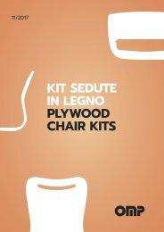 OMP Group - Plywood Chair Kits