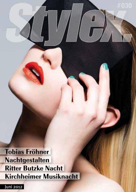 Tobias Fröhner Nachtgestalten Ritter Butzke Nacht ... - Stylex Magazin