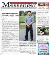 Westside Messenger - June 14th, 2020
