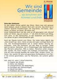 Nr. 2 - Diözese Rottenburg-Stuttgart