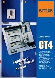 Prospekt GT4 Stone Blau - EPG