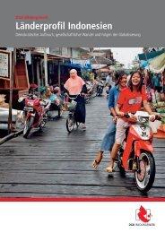 DGB Bildungswerk Länderprofil Indonesien - Nord-Süd-Netz