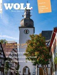 WOLL Magazin für Arnsberg, Sundern, Ense Sommer 2020