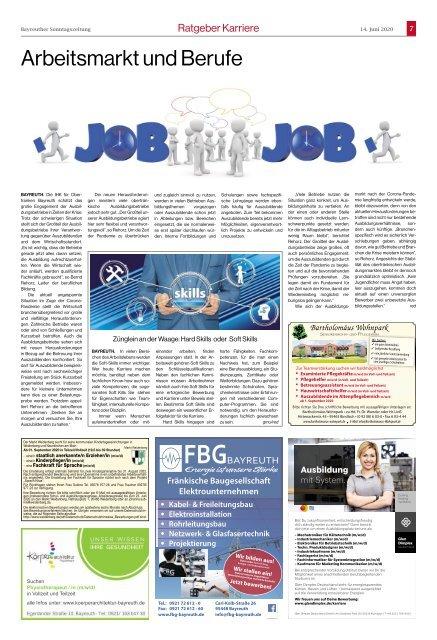 2020-06-14 Bayreuther Sonntagszeitung