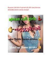 Ras Al-Khaimah Call Girls (+971) 555382128 Escort girls service